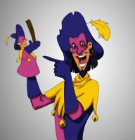 Clopin for Willowelf by talisje