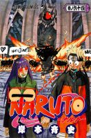 The real cover of volume 64 (anti-NaruHina) by MuffinMonstah