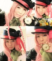 Mad Hatter: version I  'LUKA style' by FreakyStrawberry