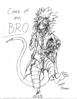 Veko - Come at me, Bro by Faullyn