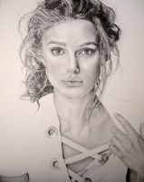 Keira Knightley WIP 5 by Anthony-Woods