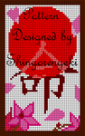 Kanji (Life) Cross Stitch Pattern by shingorengeki