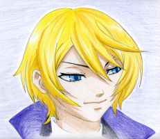 Alois Trancy by Persefone999