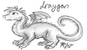 Draygon by singing-hallelujah