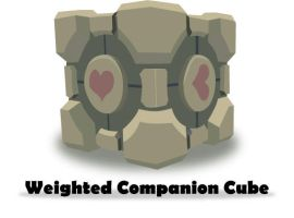 Weighted Companion Cube by IlanF