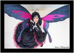 Accel World - Kuroyukihime by LilJaguar by LilJaguar