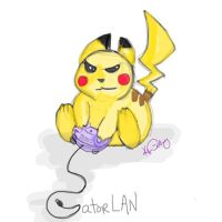 If my Boyfriend was a Pikachu by Juumbled