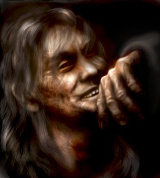 Randall Flagg by BustedFluxcapacitor