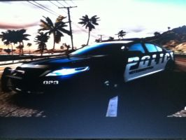 My favorite police car by Drivergamer127