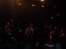 Fozzy Hard Rock Hell 9 by Dave-M