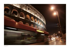 Rome in motion 2 by recycleit