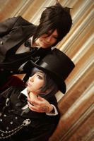 Black Butler by 35ryo