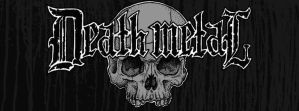 Death Metal facebook page cover by TinyDotsOfDeath