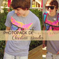 Photopack de Christian B. by mcbiebs
