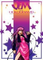 Jem and the Holograms by QueenOfTheCute