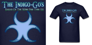 LOZ Indigo-Gos Tour Shirt by Enlightenup23