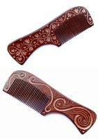 WOODEN COMB by MassoGeppetto