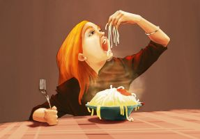 HUNGRY_COLOR by TaNBourinE