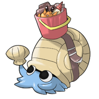 Shell Omanyte by krokus00