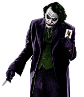 Joker - Render by 3DBlenderRender