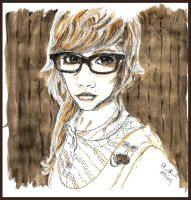 .glasses. by misiaq