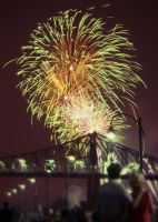 Exposure - Fireworks by Ph0Xy