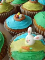 Easter Cupcakes 7 by xcalixax