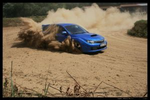 Dirty Impreza II. by chocholik