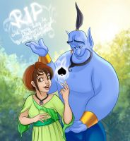 Thank you for everything, Genie by madam-marla