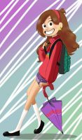 Mabel :3 by Luzz015