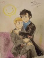 boys from 221B by Ad1er