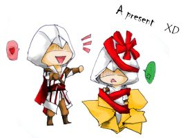 Assassin's Creed:A present by resave