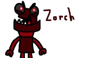Mixels - Zorch - Speed Demon by worldofcaitlyn
