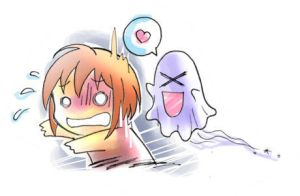ghosty love by buta-chan