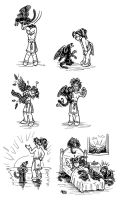 The Pet -part one- by BlueWingedCoyote