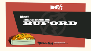 Meet the Alternative Buford by LoudNoises
