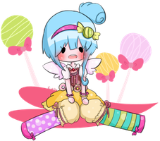 GA: Candycandycandy by sugareclair