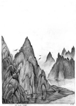 The silent lands by kvh