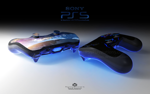PS5 wallpaper by DavidHansson