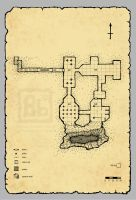 Undercrypt Map - commission for Raging Swan Press by billiambabble