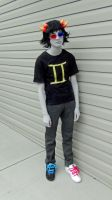 sollux cosplay 1 by mypantsrcool