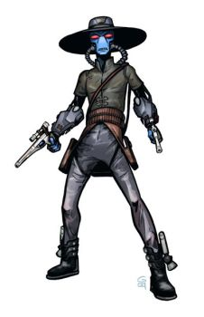 The Clone Wars: CAD BANE by grantgoboom