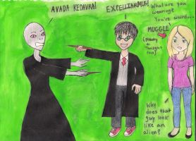 Muggles Just Don't Understand by Potter-Tastic