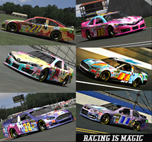 My Little NASCAR: Racing is Magic by Ruhisu