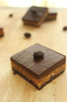 Peanut Butter Slice by cakecrumbs
