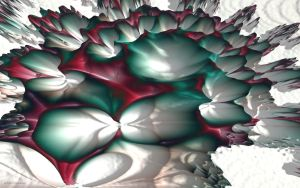 3D Fractal Wide 15 by Don64738