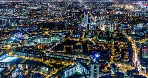 London View from The Shard by Captain-Marmote