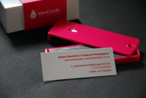 Moo business cards 2 by Photogenic5