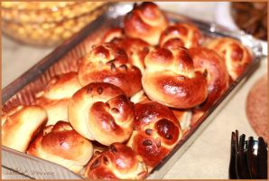 Home made buns by ShlomitMessica