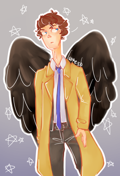 Castiel by 69Re-ID